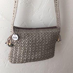 The Sak knit purse